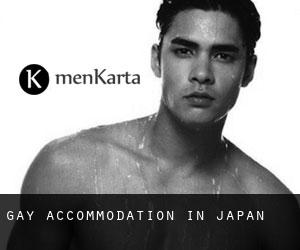 Gay Accommodation in Japan