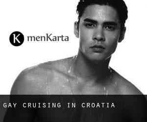 Gay Cruising in Croatia - gay spots by Country