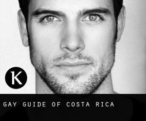 Gay guide of Costa Rica