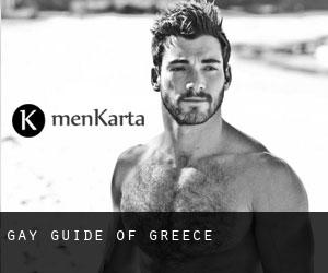 Gay guide of Greece