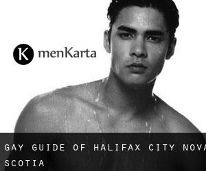 Gay Guide of Halifax (City) (Nova Scotia)