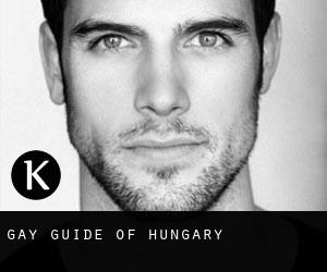 Gay Guide of Hungary