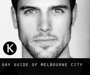 Gay Guide of Melbourne (City)