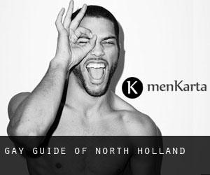 Gay Guide of North Holland