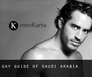 Gay Guide of Saudi Arabia