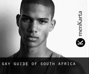 Gay guide of South Africa