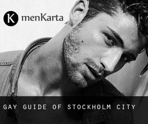 Gay Guide of Stockholm (City)