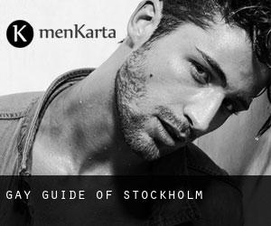 Gay Guide of Stockholm