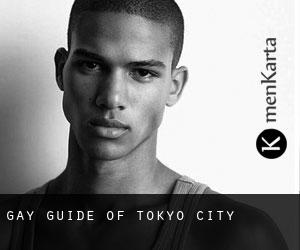 Gay Guide of Tokyo (City)