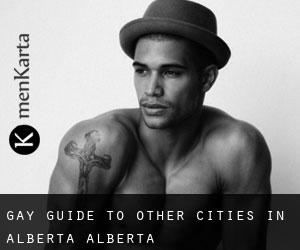 Gay Guide to Other cities in Alberta (Alberta)