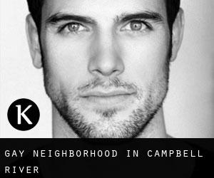 Gay Neighborhood in Campbell River